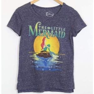 Little Mermaid Graphic Tee
